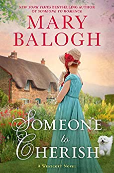 Someone to Cherish (The Westcott Series Book 8) by [Mary Balogh]