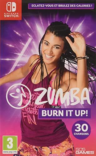 Zumba : Burn it Up ! pour Nintendo Switch