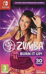 Zumba - Burn it Up ! pour Nintendo Switch