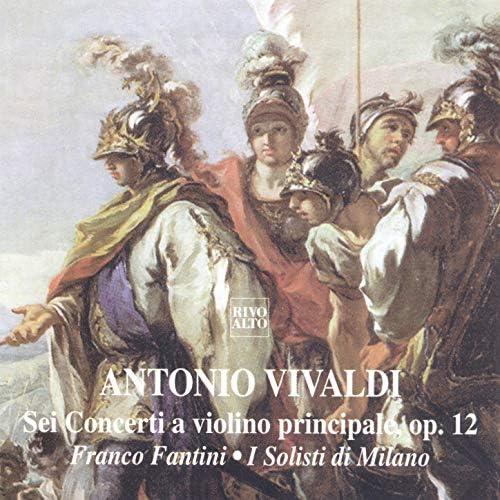 I Solisti di Milano, Franco Fantini & Angelo Ephrikian