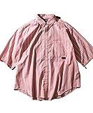 [ジャーナルスタンダード レリューム]【PALMER for relume】CHAVO ボタンダウンシャツ7S M ピンク B