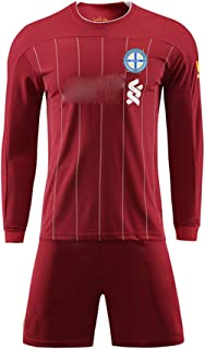 Club Football Long Sleeve Jersey Men's Sweatshirt Training Suit Liverpool F.C Home #11Tracksuits Competition Team Matches Practice S-XL