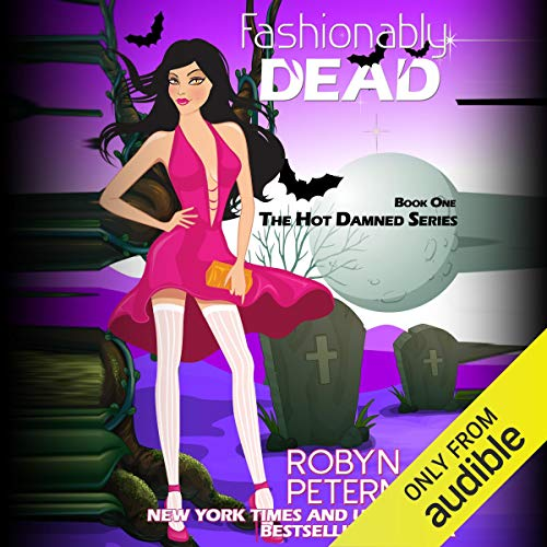 Fashionably Dead cover art