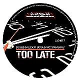 Dj Kgb & Luck Ft Ultra & Mc Spanish Fly - Too Late (Aptness Remix)