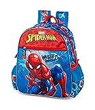 Zaino Asilo Spiderman Marvel Scuola Bambino CM.30-40416