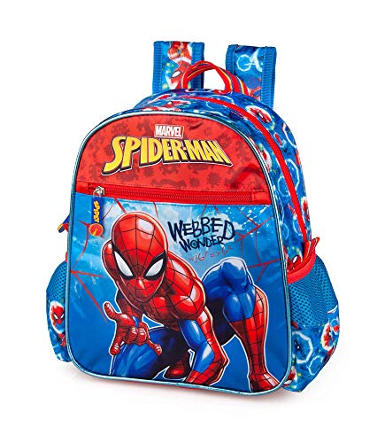 Spiderman Marvel School Kindergarten Rucksack CM.30-40416