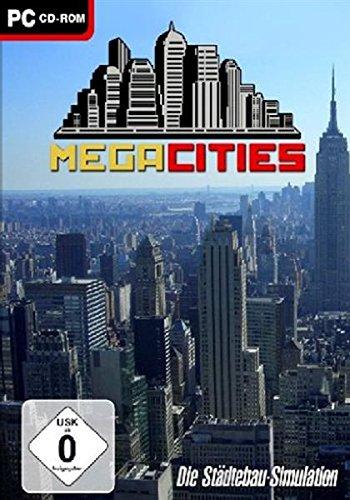 Mega Cities - Die Städtebau - Simulation - [PC]