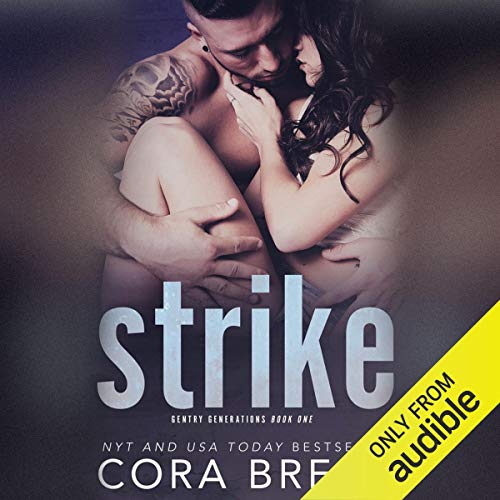 Strike audiobook cover art