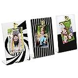 Polaroid Elegante Marcos Mini-portapapeles Set para 2x3 Fotos - Incluye 3 Diseños por paquete