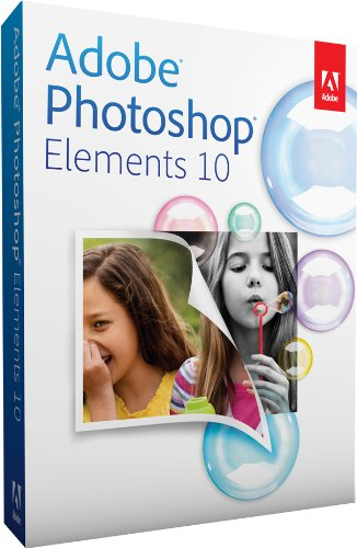 Adobe Photoshop Elements 10 deutsch [import allemand]