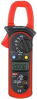 Signstek UT203 Aktuelle Digitales Clamp Universalmessgerät Multimeter Handgehaltene Messzange Widerstands Frequenztester Voltmeter Stromkreisprüfer AC DC