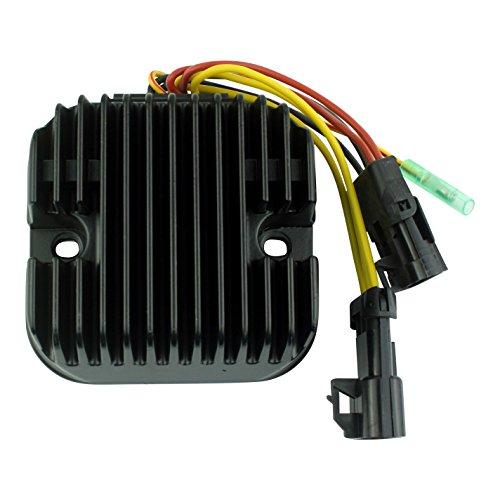 Mosfet Voltage Regulator Rectifier For Polaris Ranger 500/700 RZR 800 Sportsman 500/700 / 800 2007 2008 2009 2010 OEM Repl.# 4011925 4012384 4011569