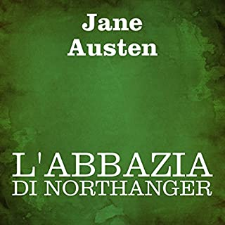 L'Abbazia di Northanger copertina