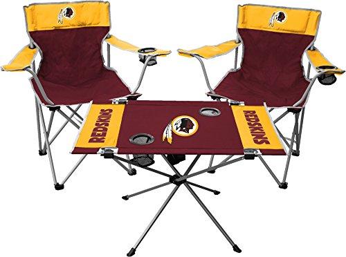 NFL Washington Redskins Tailgate Kit, Team Color, One Size