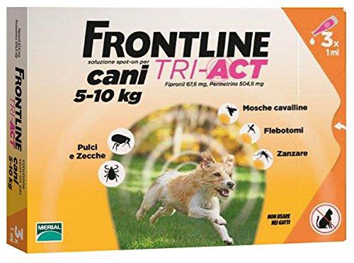 FRONTLINE TRI-ACT KG. 5-10 (3P)