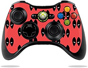 MightySkins Skin Compatible with Microsoft Xbox 360 Controller - Dead Eyes Pool | Protective, Durable, and Unique Vinyl Decal wrap Cover | Easy to Apply, Remove, and Change Styles | Made in The USA