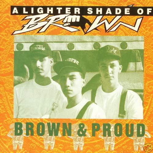 Lighter Shade Of Brown
