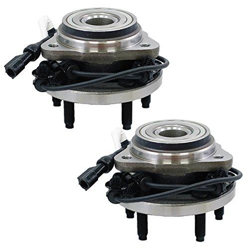 HU515052 x2 Front Set Wheel Bearing Hub Assembly 5 Stud 4x4 (1999 Ford Explorer 4x4 Front Wheel Bearing Replacement)