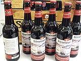 6 Flaschen Störtebeker Glüh - Bierpunsch a 0,5L inc.0,48€ MEHRWEG Pfand 5% Vol.