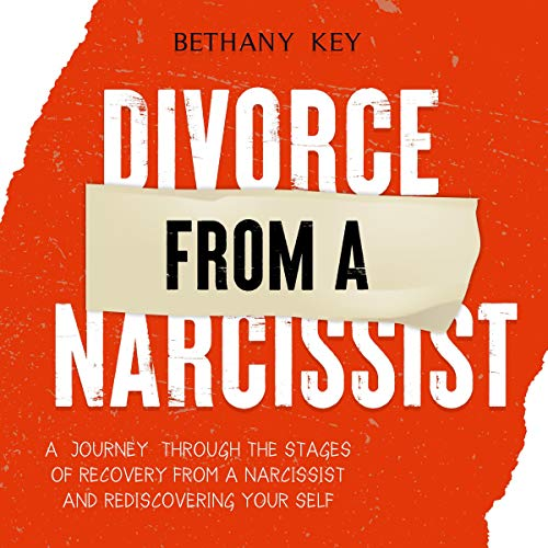 Divorce from a Narcissist cover art