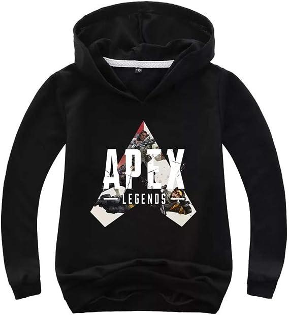 2. Apex Legends Unisex Pullover Hoodie Sweatshirt