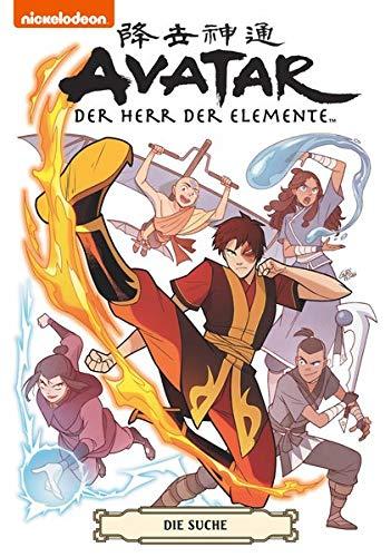 Avatar – Herr der Elemente Softcover Sammelband 2: Die Suche