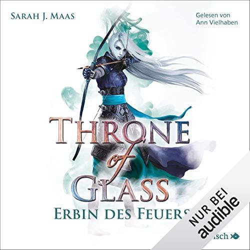 Erbin des Feuers     Throne of Glass 3              Autor:                                                                                                                                 Sarah J. Maas                               Sprecher:                                                                                                                                 Ann Vielhaben                      Spieldauer: 18 Std. und 36 Min.     302 Bewertungen     Gesamt 4,9