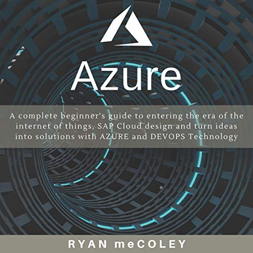 Azure Audiobook By Ryan Mecoley cover art