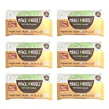 Miracle Noodle Angel Hair Pasta - Plant Based Shirataki Noodles, Keto, Vegan, Gluten-Free, Low Carb, Paleo, 0 Calories, Soy Free, Non-GMO - Perfect for Your Keto Diet - 7 oz (Pack of 6)