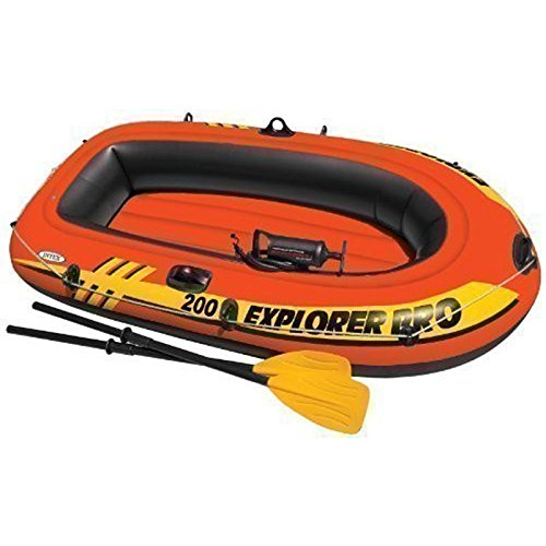 Intex Explorer Pro 300 inflatable boat by Intex