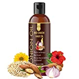 Ruza Onion Hair Oil for Hair Growth,Hair Fall Control Hair Oil For Women & Men-120ml
