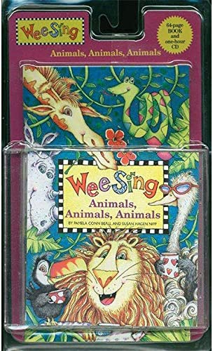 Free shipping on posting reviews Wee Sing Animals Max 60% OFF