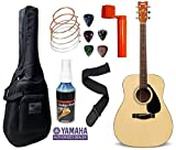 Yamaha Guitar Mexa Yamaha Guitar F310; Dreadnought Acoustic Guitar with Sponge Bag Belt