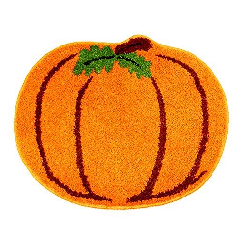 Alfombra Naranja  marca YUELIU
