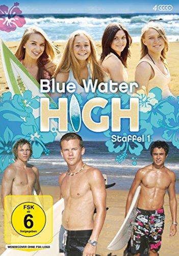 Blue Water High - Staffel 1 [4 DVDs]
