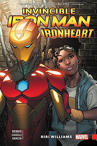Invincible Iron Man: Ironheart Vol. 1