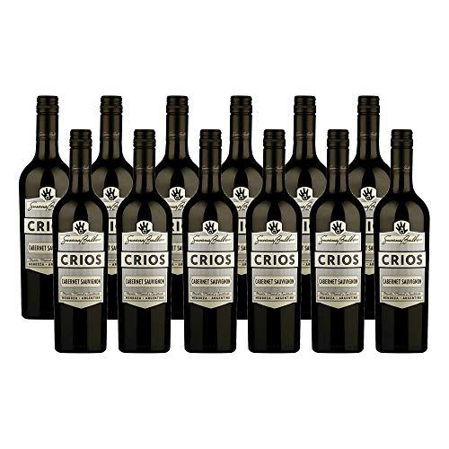 Crios Cabernet Sauvignon - Vino Rosso - 12 Bottiglie