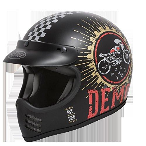 Casque intégral Premium MX Speed Demon 9 BM XL