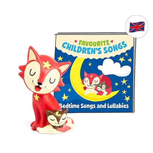 tonies Hörfigur (Englische Version) Favourite Children's Songs für die Toniebox: Bedtime Songs and Lullabies