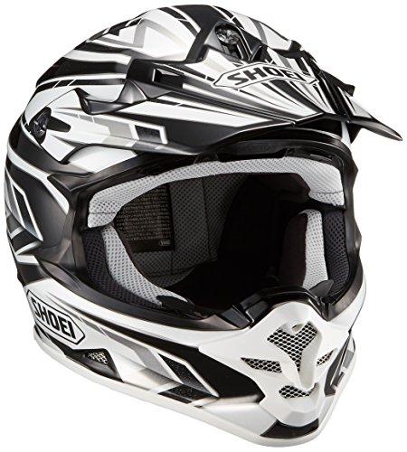ショウエイ(SHOEI) バイクヘルメット オフロード VFX-W BLOCK-PASS【ブロック・パス】 TC-5 (BLACK/GREY) S (55cm)