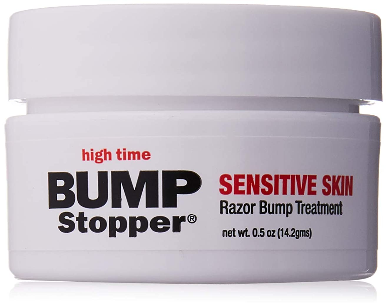配分水っぽいギネスHigh Time Bump Stopper Sensitive Skin Treatment 15ml (並行輸入品)
