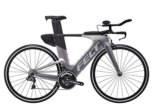 Felt 2019 IA10 Carbon Triathlon Bike // TT Time Trial Electronic Shifting 2 x 11 Speed 51cm