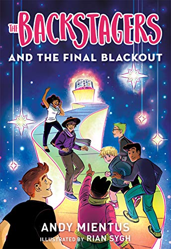 The Backstagers and the Final Blackout (Backstagers #3) ~ TOP Books