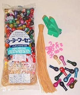 鈴木ラテックス パッチンYOYO100メタルクリスタル (100入) SZKVY50101