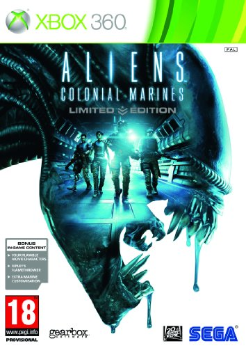 test Alien: Colonial Marine Limited Edition [UK] Deutschland
