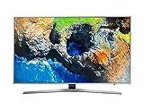 "Samsung UE65MU6400TXZT UHD Smart TV 65"" Serie MU6400, Tecnologia LED, Argento"