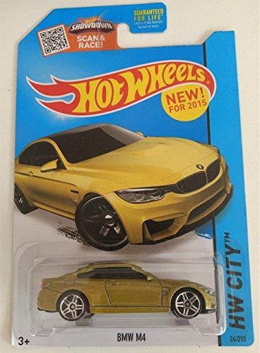 Hot Wheels BMW M4 HW City 24/250 (Long Card)