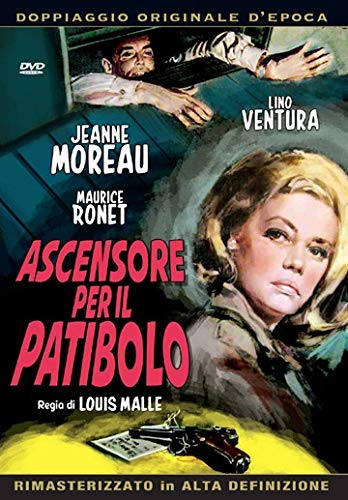 Ascensor para el cadalso / Elevator to the Gallows (1958) ( Ascenseur pour l'échafaud ) ( Elevator to the Scaffold ) [ Origen Italiano, Ningun Idioma Espanol ]