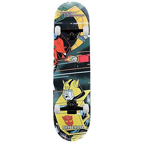 Skateboards Primitive Carlos Ribeiro Bumblebee Pro complete skateboard 20,6cm