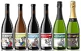 Caja de Vinos nº 4-4 Tintos, 1 Blanco y 2 Cavas -. D.O: Terra Alta, Catalunya, Somontano y Cava brut selección. (6 x 0,75 L)